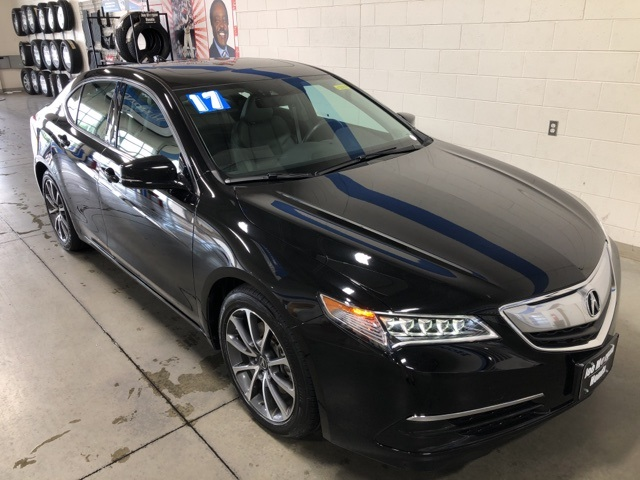 Pre-Owned 2017 Acura TLX 3.5L V6