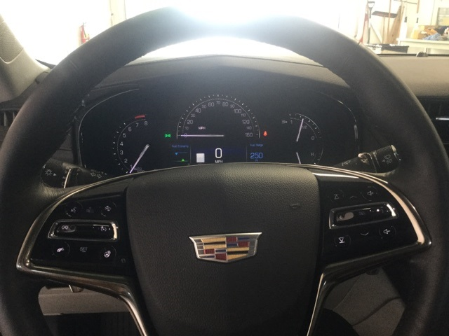 Certified Pre-Owned 2017 Cadillac CTS 2.0L Turbo Luxury