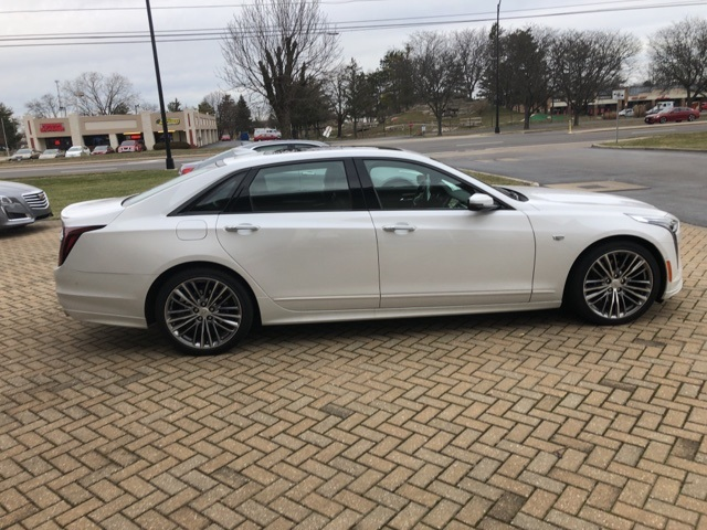 New 2019 Cadillac CT6 3.0L Twin Turbo Sport