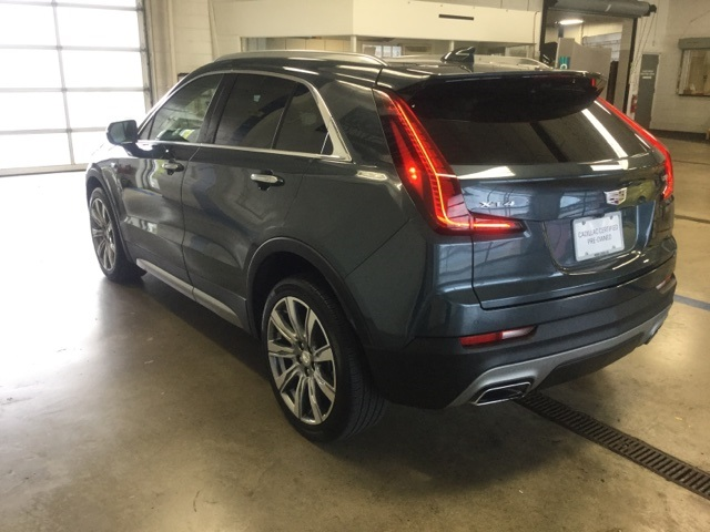 Certified Pre-Owned 2019 Cadillac XT4 Premium Luxury