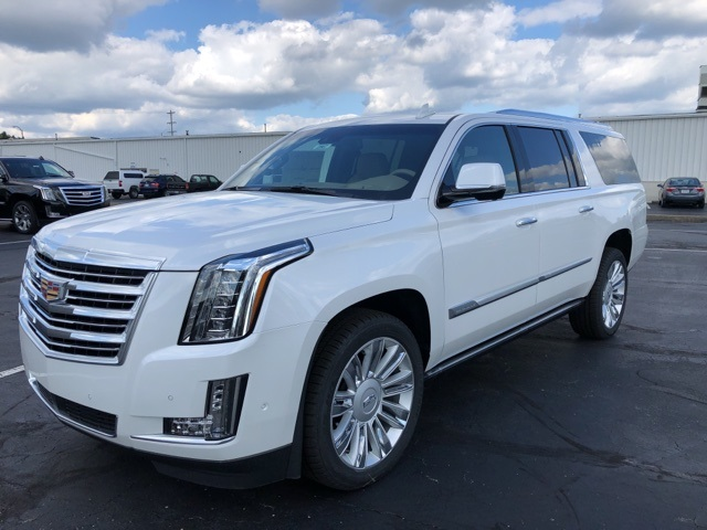 New 2020 Cadillac Escalade ESV Platinum Edition