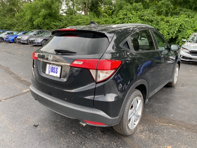 Certified Pre-Owned 2019 Honda HR-V EX-L