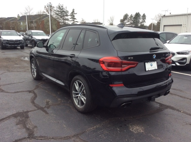 Certified Pre-Owned 2018 BMW X3 M40i