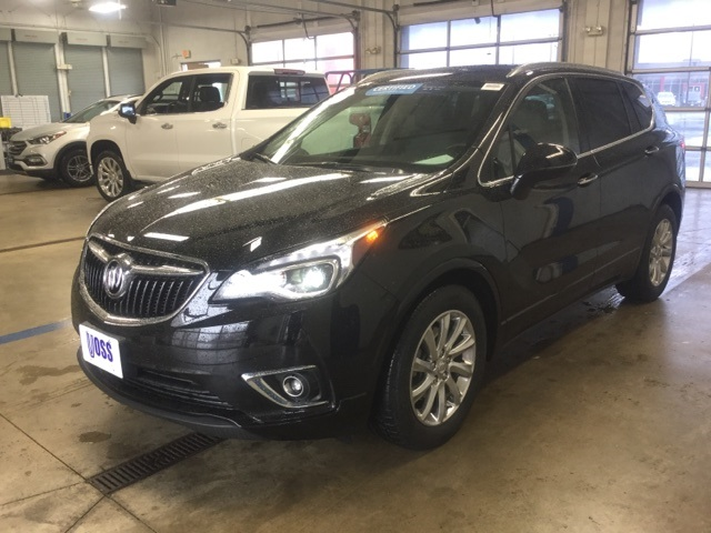 Certified Pre-Owned 2019 Buick Envision Essence