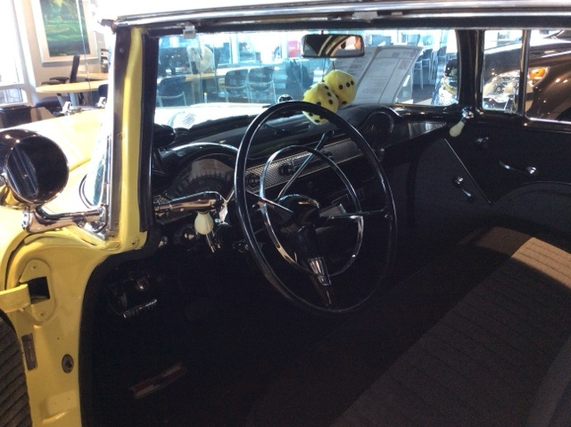 Pre-Owned 1955 Chevrolet Bel Air