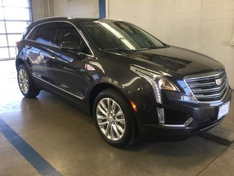 Certified Pre-Owned 2019 Cadillac XT5 Luxury
