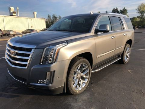 New 2020 Cadillac Escalade Luxury